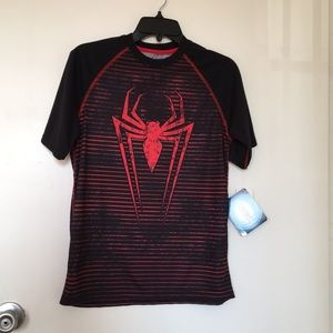 Marvel Ultimate Spider-Man T-shirt Siz 14-16 New